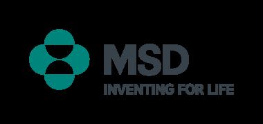 Logo der Firma MSD
