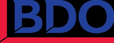 Logo der Firma BDO