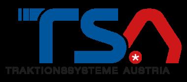 Logo der Firma Traktionssysteme Austria